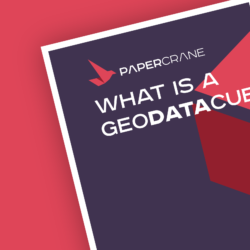 What is a GeoDataCube?